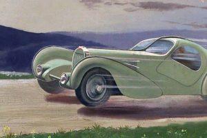 Cápsulas do Tempo: Bugatti Type 57 SC Atlantic (Parte I)