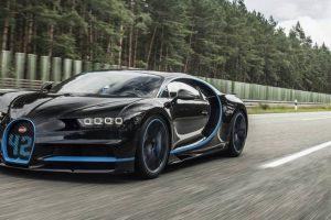 Bugatti Chiron: O desenvolvimento do motor (Parte III)