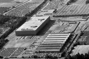 Alfa Romeo: A fábrica de Arese