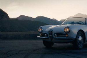 Alfa Romeo Giulietta Spider: A picada de aranha