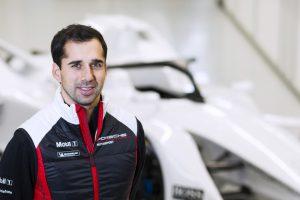 Neel Jani é o primeiro piloto da Porsche na Fórmula E