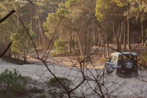 Clube Land Rover Portugal realiza passeio de Natal este Sábado