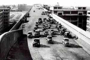 A lendária pista de testes da Fiat construída por cima da fábrica