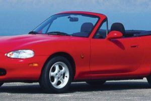 Mazda MX-5: A segunda geração