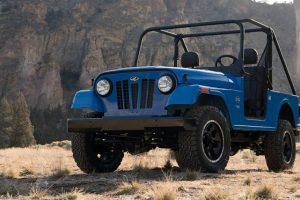 Mahindra Roxor: A reencarnação do Jeep Willys