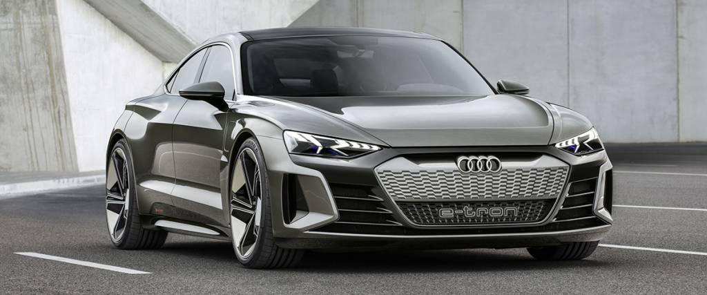 """Audi definiu """"alvo a abater"""" com o seu próximo eléctrico: Model S"""
