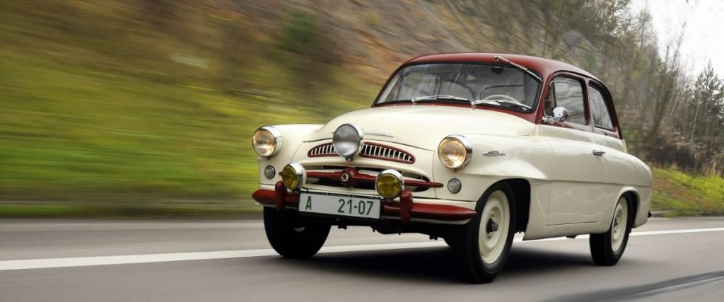 Porque estão os automóveis clássicos checos a valorizar?