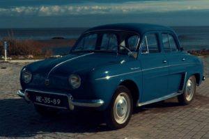 Renault Dauphine, um francês suave