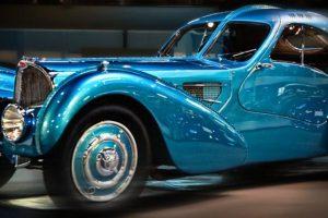 Cápsulas do Tempo: Bugatti Type 57 SC Atlantic (Parte IV) - Jornal