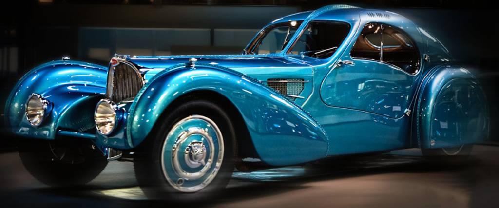 Cápsulas do Tempo: Bugatti Type 57 SC Atlantic (Parte II)
