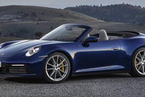 Porsche revela novo 911 Cabriolet