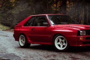 Audi Sport Quattro: O automóvel do dia-a-dia de um piloto