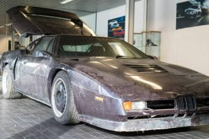BMW M1 Twin-Turbo: O modelo que emergiu na obscuridade dos anos 80