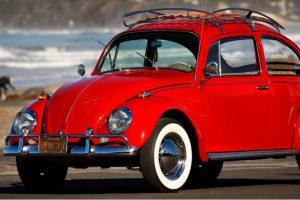 Volkswagen restaurou gratuitamente um Carocha com mais de 350 mil milhas