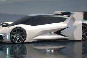 Bertone ressuscita e lança superdesportivos eléctricos