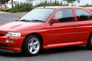 Ford Escort RS Cosworth: O matador de Integrales