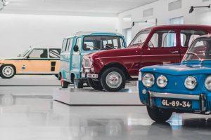 Exposição Renault no Museu do Caramulo prolongada até 26 de Maio