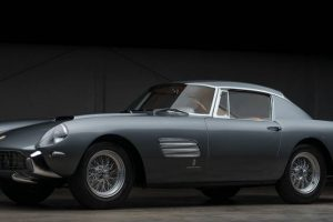 Ferrari 250 GT Speciale pode chegar aos 13 milhões de dólares em leilão