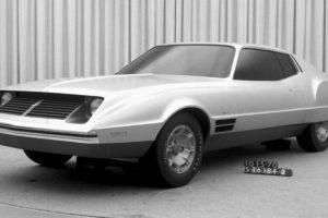 Os Mustangs que nunca viram a luz do dia