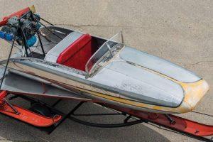 Ice Speedster: Um avião concebido para a neve