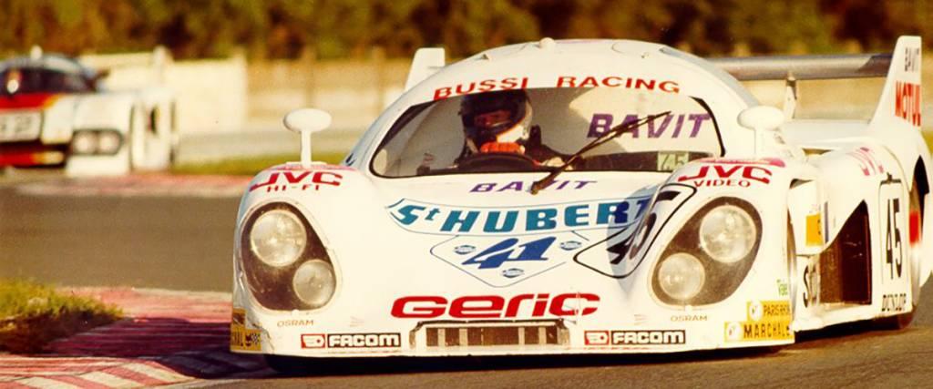 Jack Griffin: Em Le Mans sem experiência ou licença