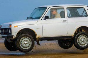 Lada Niva: O imparável jipe criado para o inverno russo