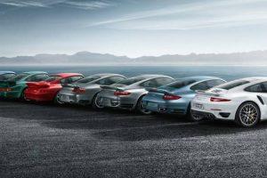 25 factos que desconhece sobre a Porsche