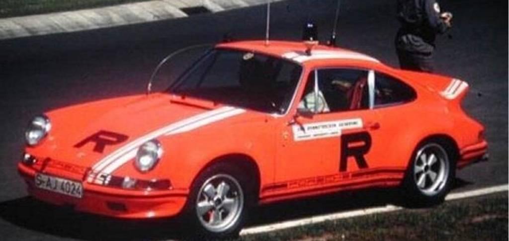 O improvável Porsche 911 que salvou a vida a Niki Lauda