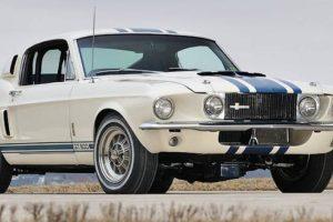 O Mustang mais caro do mundo foi vendido por 2,2 milhões de dólares