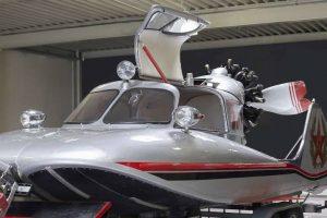 Tupolev A-3 Aerosledge: Criado para contrariar o clima russo