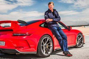 Walter Röhrl chega ao hall of fame da FIA