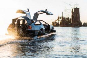 DeLorean DMC-12: A inspiração para um automóvel anfíbio