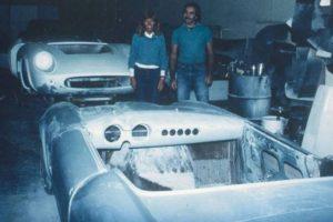 O Ferrari mais famoso de Hollywood é uma farsa