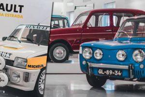 """Museu do Caramulo lança catálogo da exposição """"Renault: 120 anos na estrada"""""""