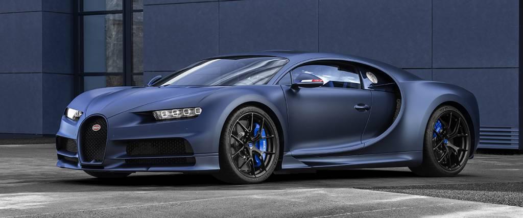 Bugatti lança edição limitada do Chiron para celebrar os 110 anos da marca c9d70a9222