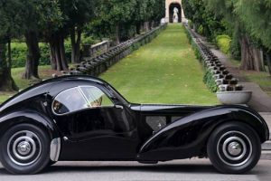 Cápsulas do Tempo: Bugatti Type 57 SC Atlantic (Parte IV)