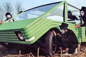 Kar-A-Sutra: O Citroën construído para relaxar