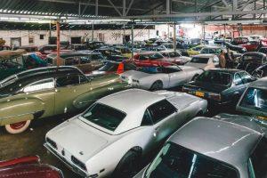 A colecção de automóveis escondida no coração da Colômbia