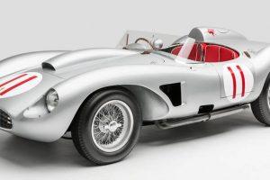 Colecção de Bruce Meyer em exposição no Petersen Automotive Museum