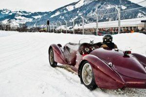 GP Ice Race: As incríveis corridas na neve