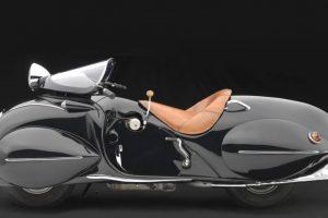 Henderson Streamliner, uma verdadeira moto de luxo