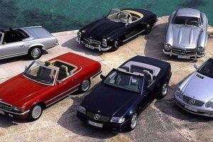 Mercedes-Benz SL: Uma linhagem com 65 anos