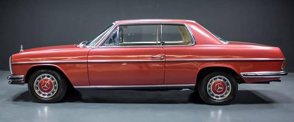 Mercedes-Benz do Beatle George Harrison vai a leilão