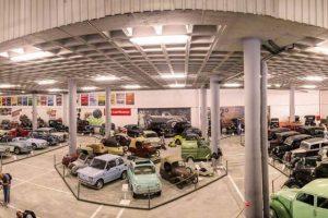 Museu do Automóvel de Famalicão realiza leilão de clássicos