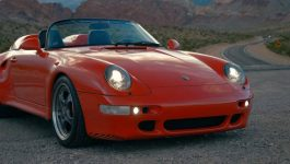 Porsche 993 Speedster: O modelo que nunca esteve à venda