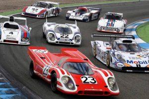 As melhores decorações da Porsche nas 24h de Le Mans