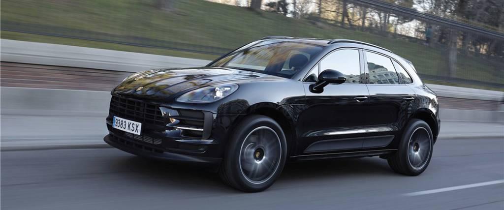 Exclusividade e equipamento ampliado destacam-se no novo Porsche Macan Spirit