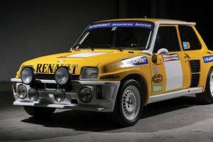 Renault 5 Turbo 2: O herói dos ralis