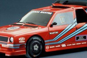 O motor Triflux da Lancia