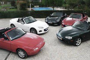 Qual o melhor Mazda MX-5 de sempre?